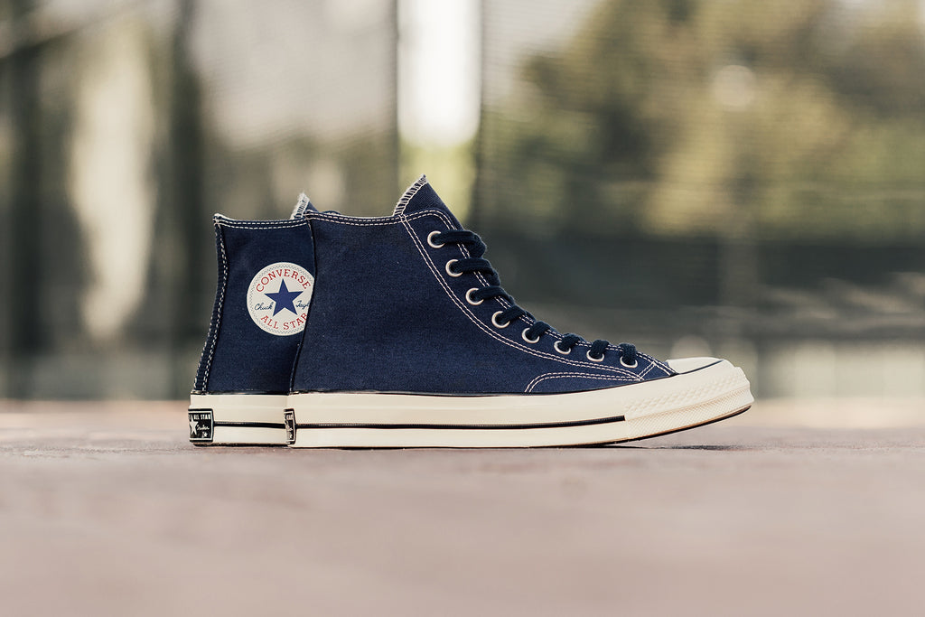 8b2408ffbc74 Converse All Star Chuck  70 Hi In Midnight Navy Black Available Now