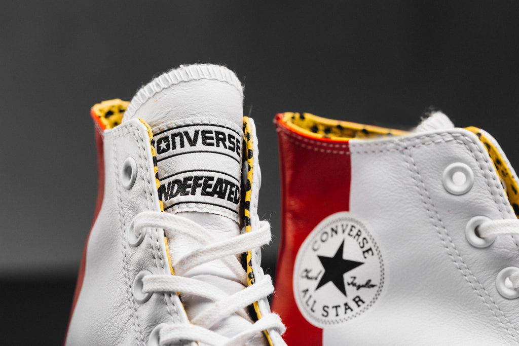 95a79064292 Converse x Undefeated Chuck Taylor All Star 1970 Hi Collection Available Now