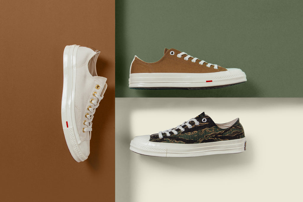 8fcf9a428263 Converse x Carhartt WIP Chuck All-Star  70 Collection Coming Soon