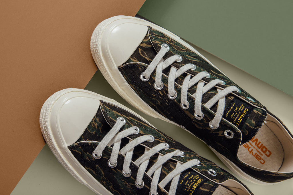 Converse x Carhartt WIP Chuck All Star '70 Collection Coming