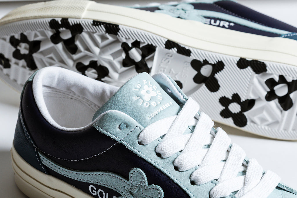 d7b570f612 Converse and Tyler the Creator's Golf Wang label come together for another  collection that features two new renditions of the classic Ox silhouette  ($110).