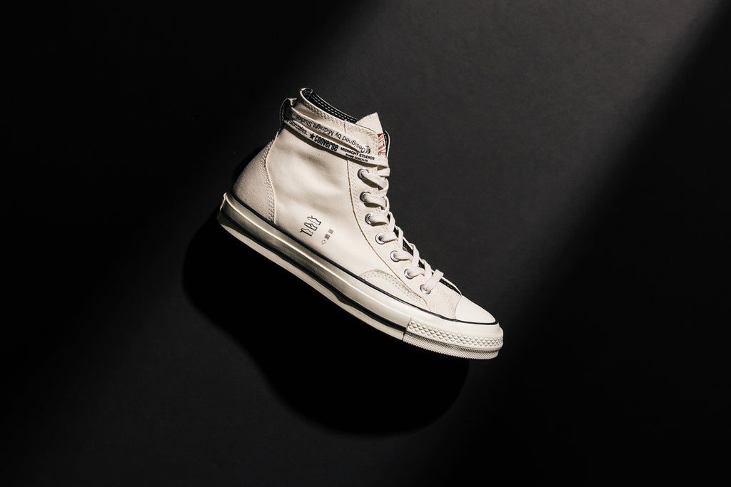 304ade0790e ... ONE STAR OX - EGRET  how to buy Converse teams up with Shane Gonzales Midnight  Studios for their latest collaboration. ...