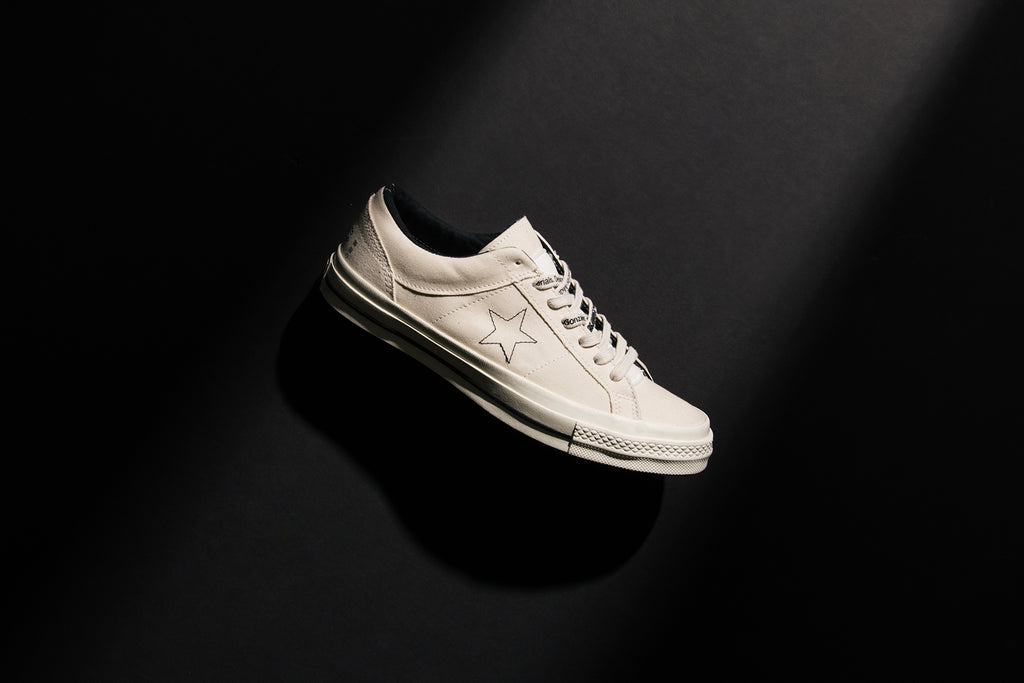 17185c47ec9 Converse teams up with Shane Gonzales  Midnight Studios for their latest  collaboration. This collaborative duo showcases the One Star and Chuck 70   Hi ...