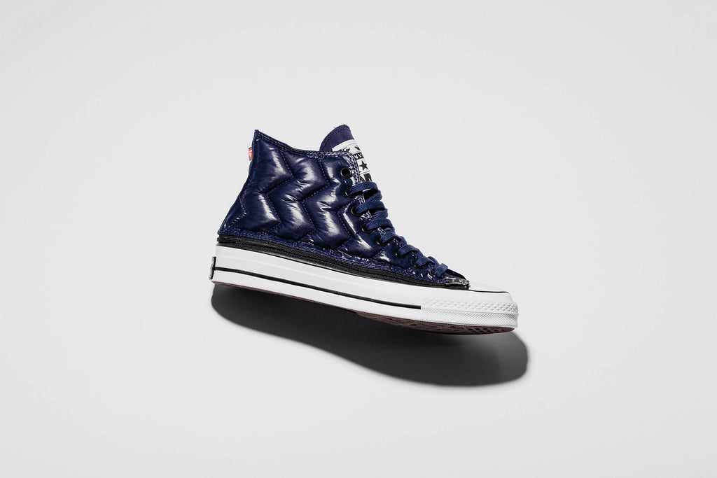 Converse x P.A.M. Chuck 70 High Top in Medieval Blue