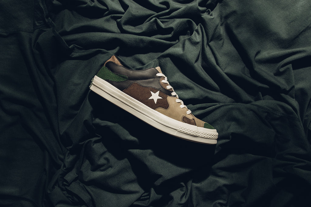 48045b2b50a93c Converse in collaboration with SneakersNStuff present the One Star Ox in