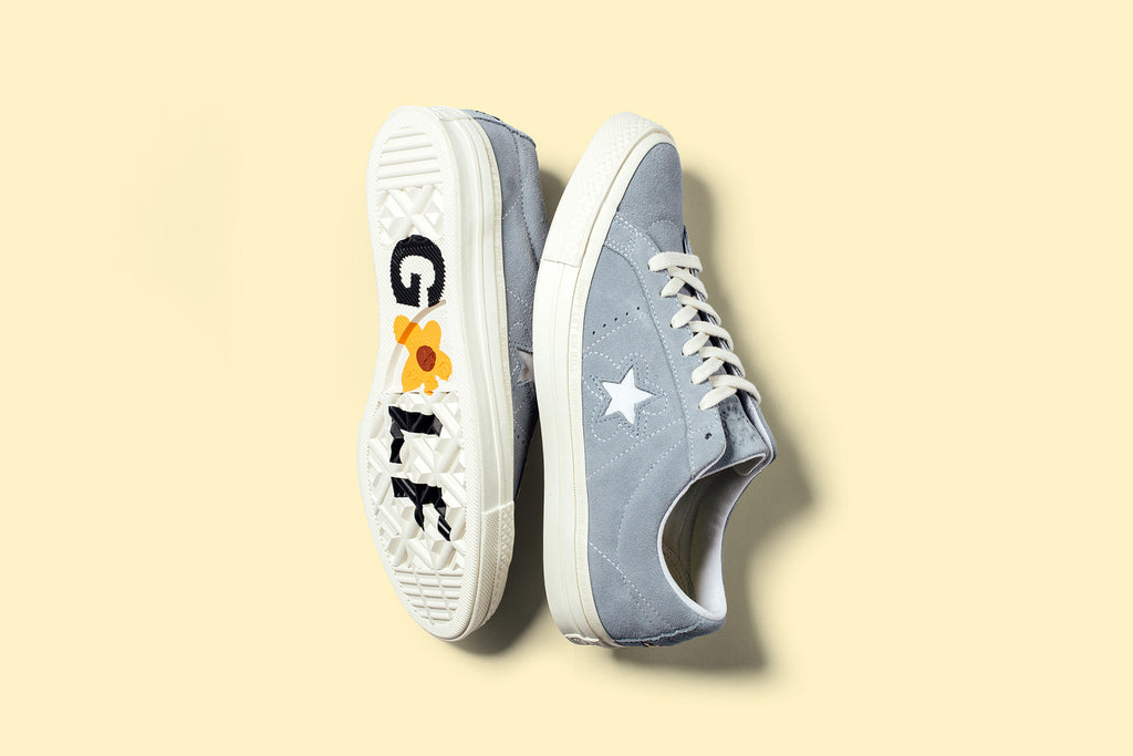 Converse X Tyler The Creator Golf Le Fleur One Star Pack Available Feature