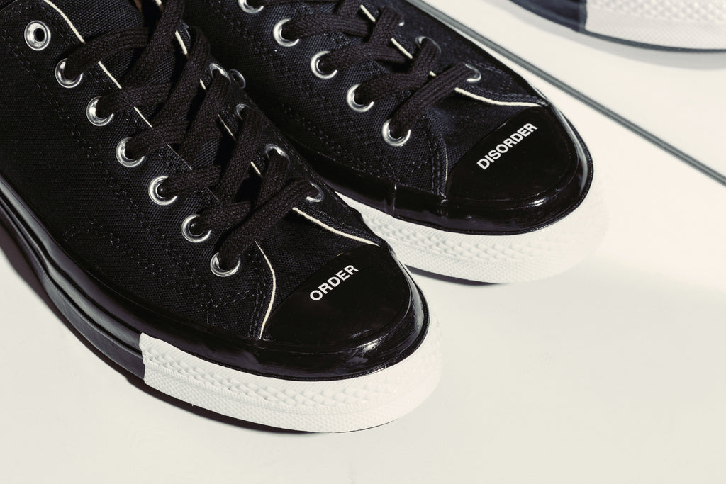 5eb9788c917b This collection consists of four variations to Converse s iconic Chuck 70   Low model