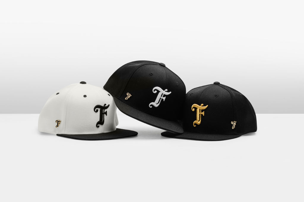 487e206d3b7 We reintroduce our classic Old English F snapback to our extensive  collection of hats. This time