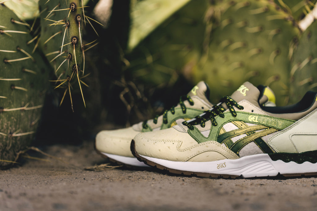 Asics x Feature Gel Lyte V 'Prickly Pear' Available Sunday