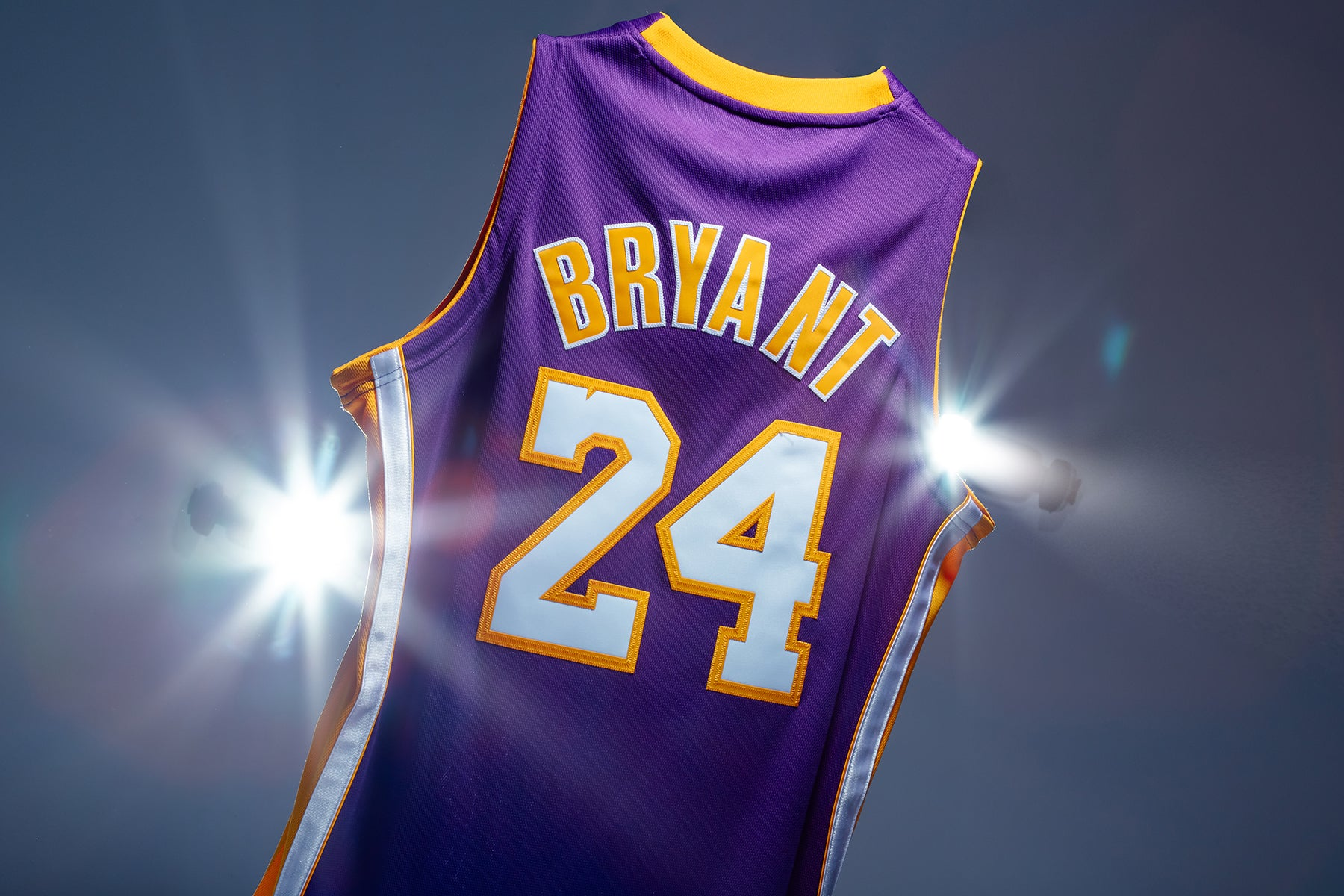 Mitchell & Ness Kobe Bryant Jerseys Available Now – Feature