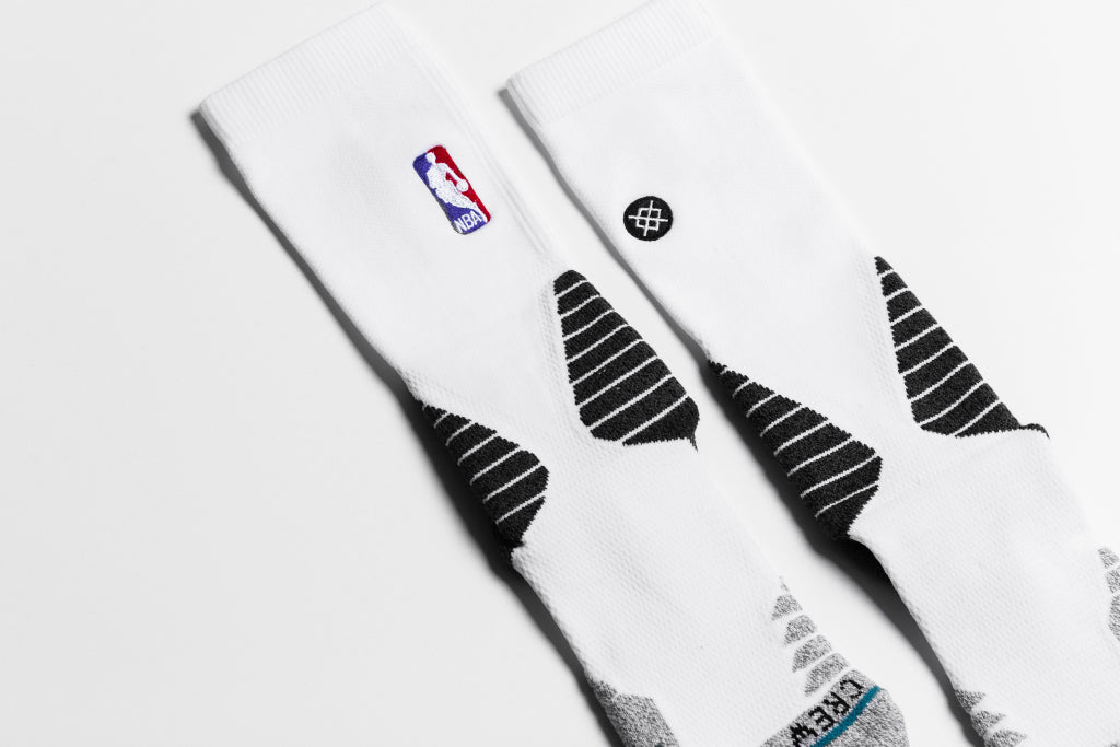 los angeles c262b a2219 After becoming the sock-of-choice in the NBA, Stance releases their Solid  Crew Sock ( 22). The simplistic design which extra padding throughout for  comfort ...