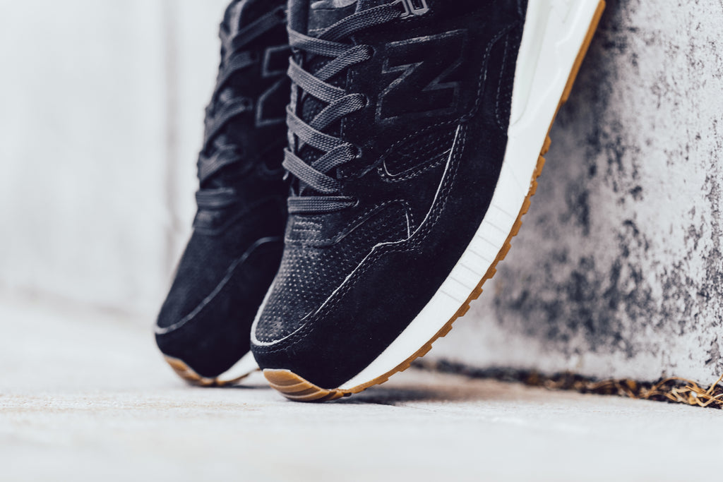 02ad57883f New Balance 530 'Lux Suede' In Black Available Now – Feature