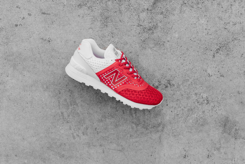 pretty nice 4d583 82c6f New Balance 574 Re-Engineered 'Breathe' Collection Available ...