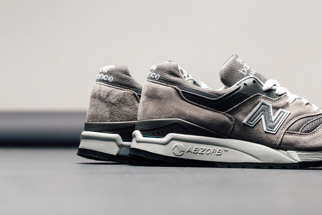 quality products latest design wide range New Balance 997.5 Made in USA In Grey Available Now – Feature