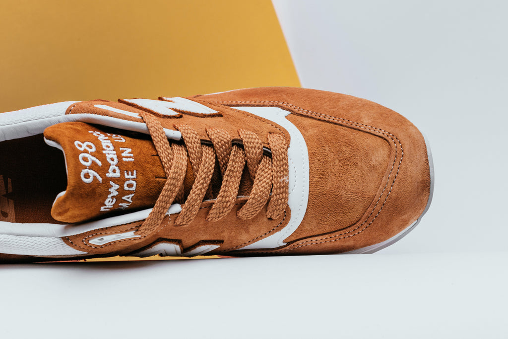new balance 996 brown sugar