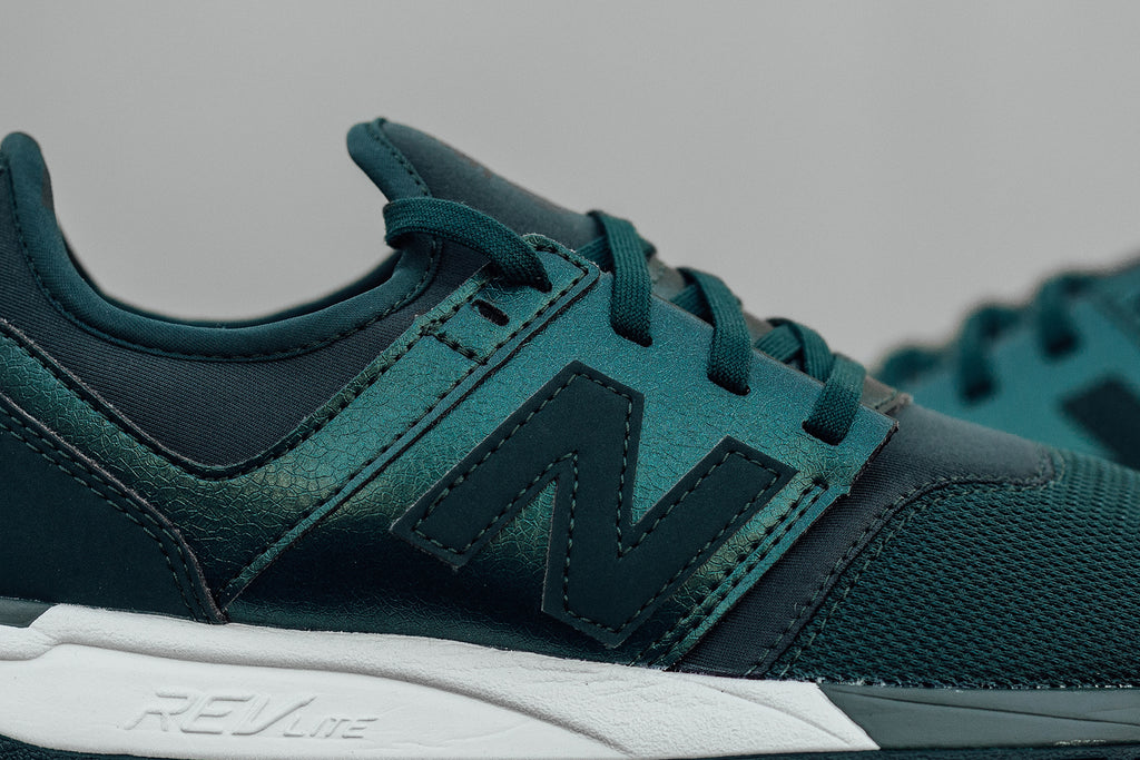 new balance 247 green womens
