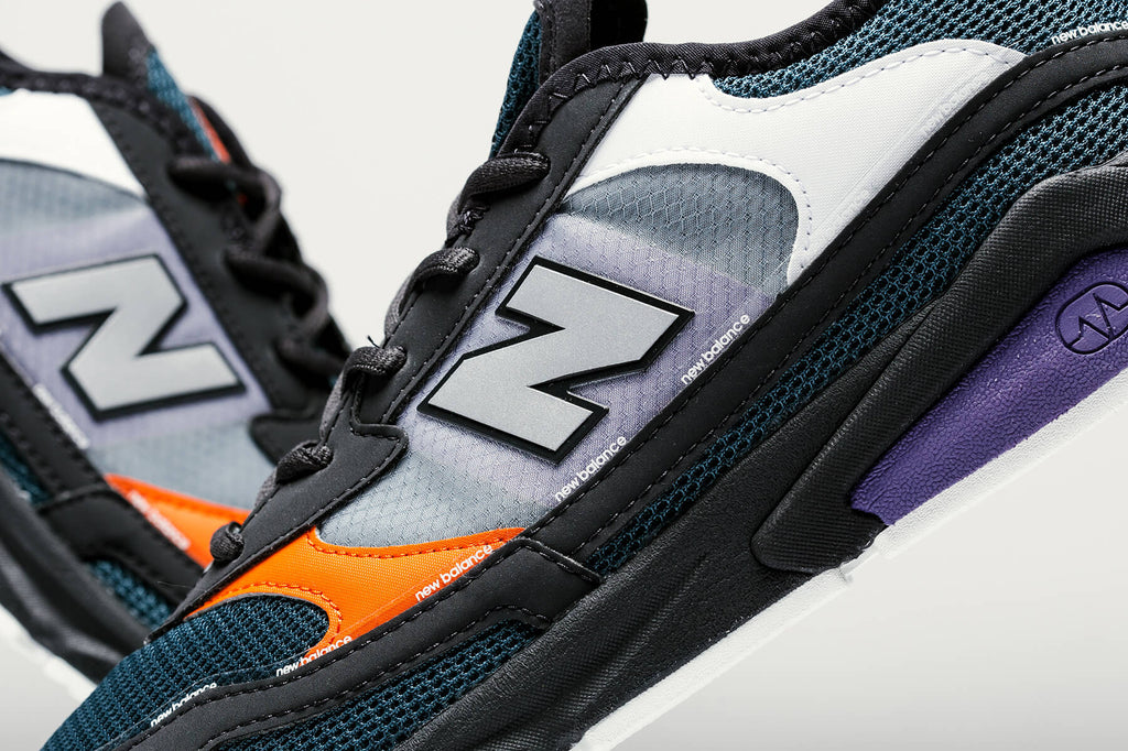 a57bff3df2c05 New Balance presents an all new running silhouette dubbed the X-Racer  ($90). Combining their timeless designs with modern technology this has  allowed the ...