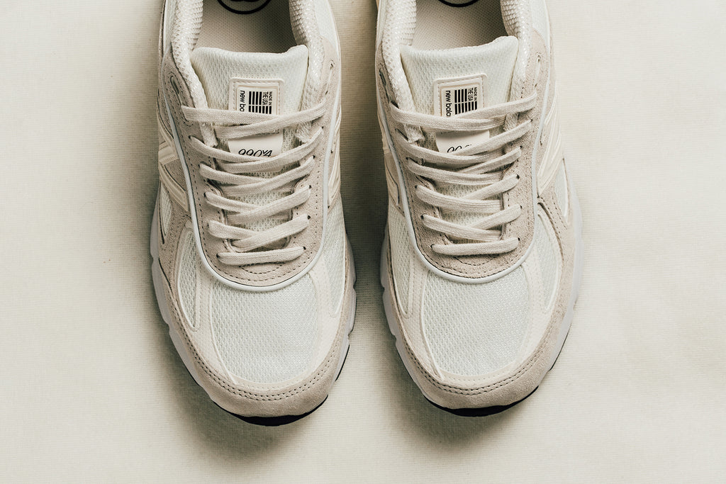 quality design 396b1 2226d New Balance x Stussy 990v4 Available Now – Feature