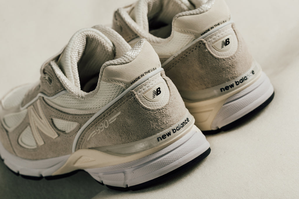 quality design c516d 1add6 New Balance x Stussy 990v4 Available Now – Feature