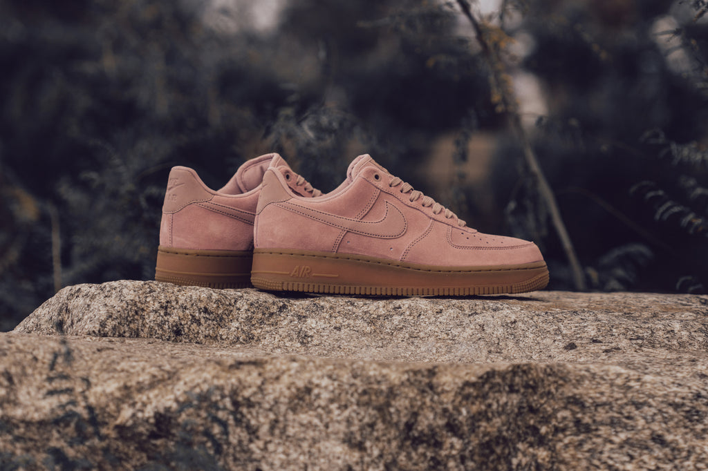 Nike Air Force 1 07 LV8 Suede 'Particle Pink' Available Now – Feature