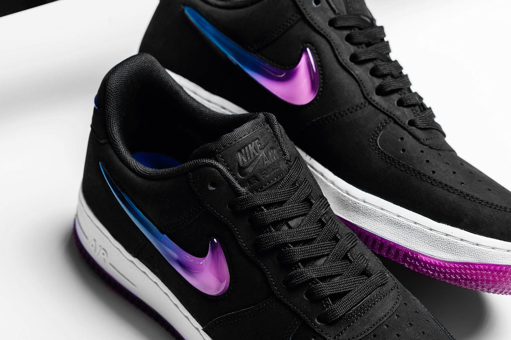 finest selection 5c793 6121b Nike continues to experiment with the classic Air Force 1 ( 130). This time  around Nike gives the Air Force a premium treatment opting for a black  nubuck ...