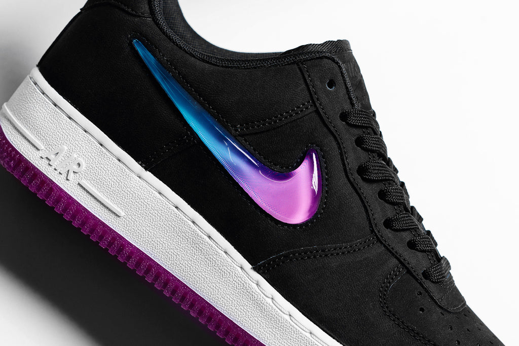 finest selection abec7 c6336 Nike continues to experiment with the classic Air Force 1 ( 130). This time  around Nike gives the Air Force a premium treatment opting for a black  nubuck ...