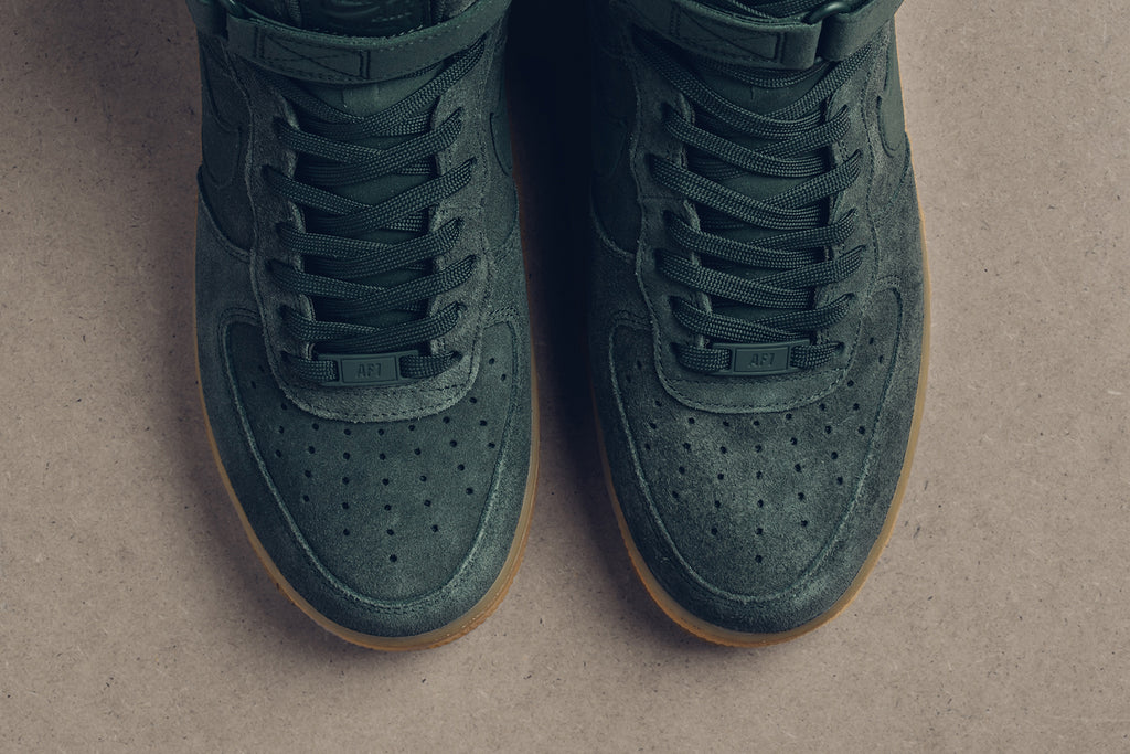 Nike Air Force 1 High '07 LV8 'Vintage Green' Available Now