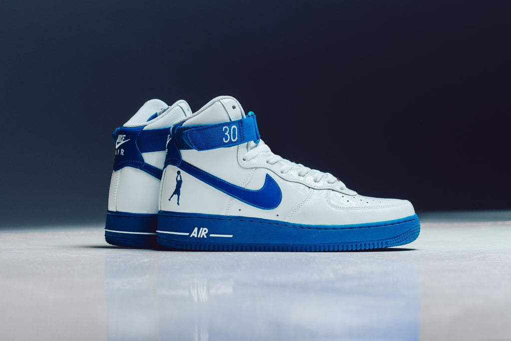 "ecf807c275e Nike recently unveiled the Air Force 1 High ""Rude Awakening"" ( 130) as part  of its Nike Basketball ""Art of A Champion"" Collection. Paying homage to  Rasheed ..."