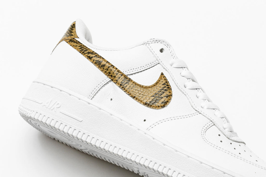 Nike Air Force 1 Low Retro PRM QS 'Ivory Snake'
