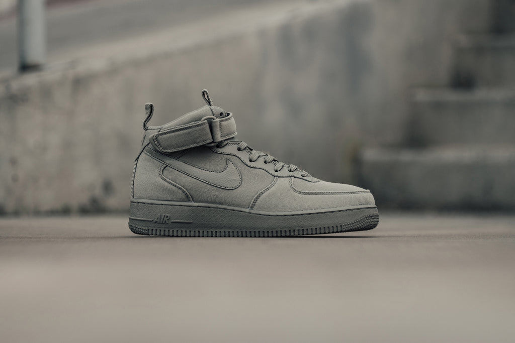 Nike is back with another tonal take on the Air force 1 Mid ( 105). The  silhouette stays true to its 2007 aesthetic featuring a thick cupsole in  addition to ... da0afeb25