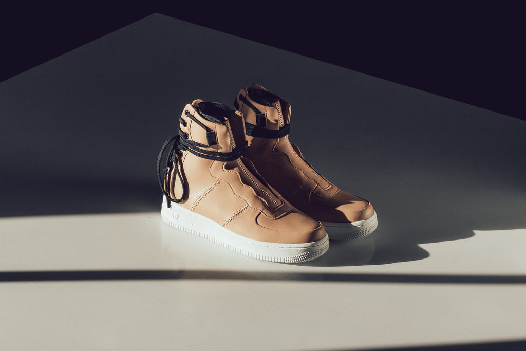 promo code 6f656 1cb21 Nike showcases a women s exclusive model featuring a unique brand new look  to a timeless classic, the Air Force 1 Rebel XX ( 140). The premium  silhouette ...