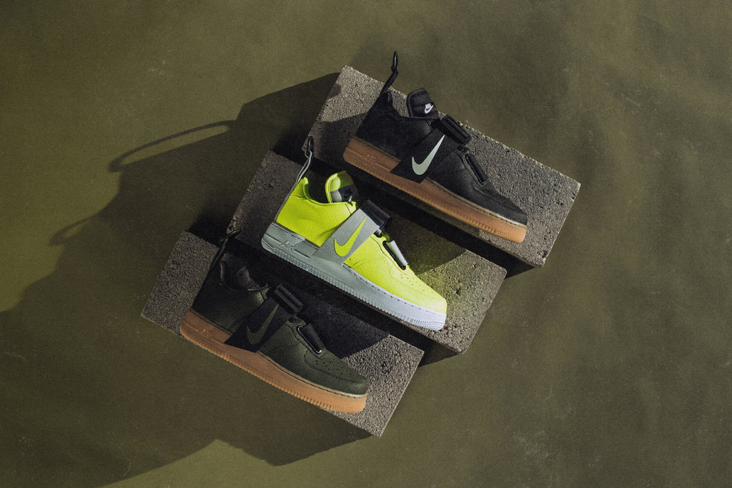 Nike Utility Air Force 1 Collection Available Now – Feature Sneaker Boutique 96c89a3ed