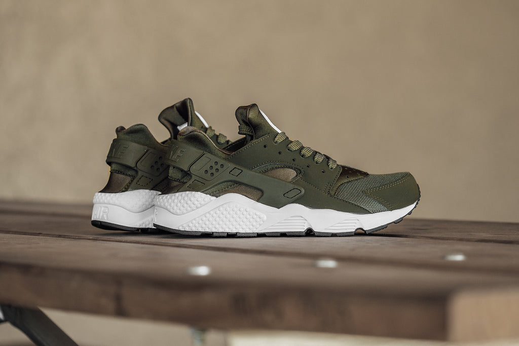 c25911d771efd3 Nike Air Huarache  Cargo Khaki  Available Now – Feature Sneaker Boutique