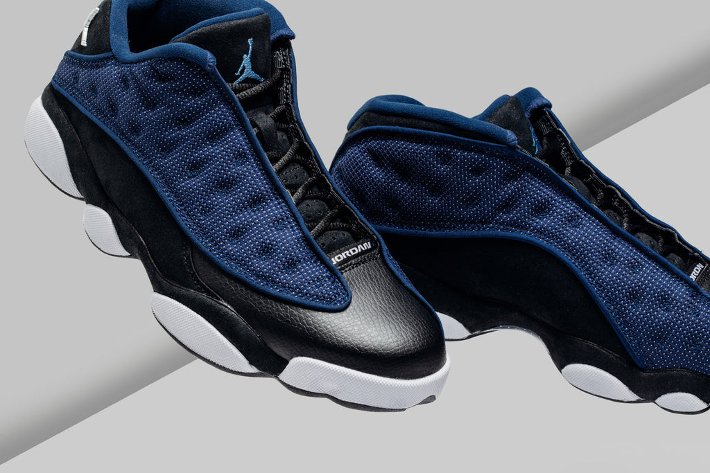 Air Jordan Retro 13 Low Brave Blue Available Tomorrow Feature