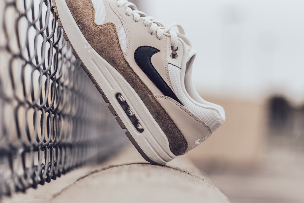 best website 0a71a 96be1 ... store nike presents the air max 1 in sand sail 110. the classic  silhouette is