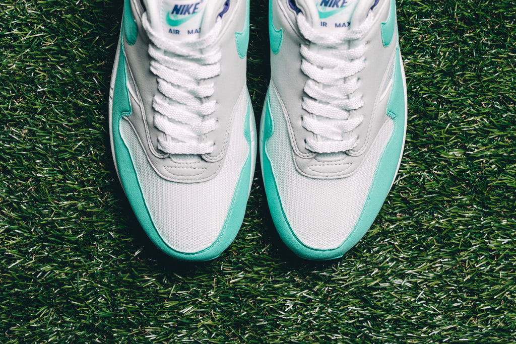timeless design f9748 ee094 Originally released in a women s exclusive colorway, Nike is back with a  men s rendition to the Air Max 1