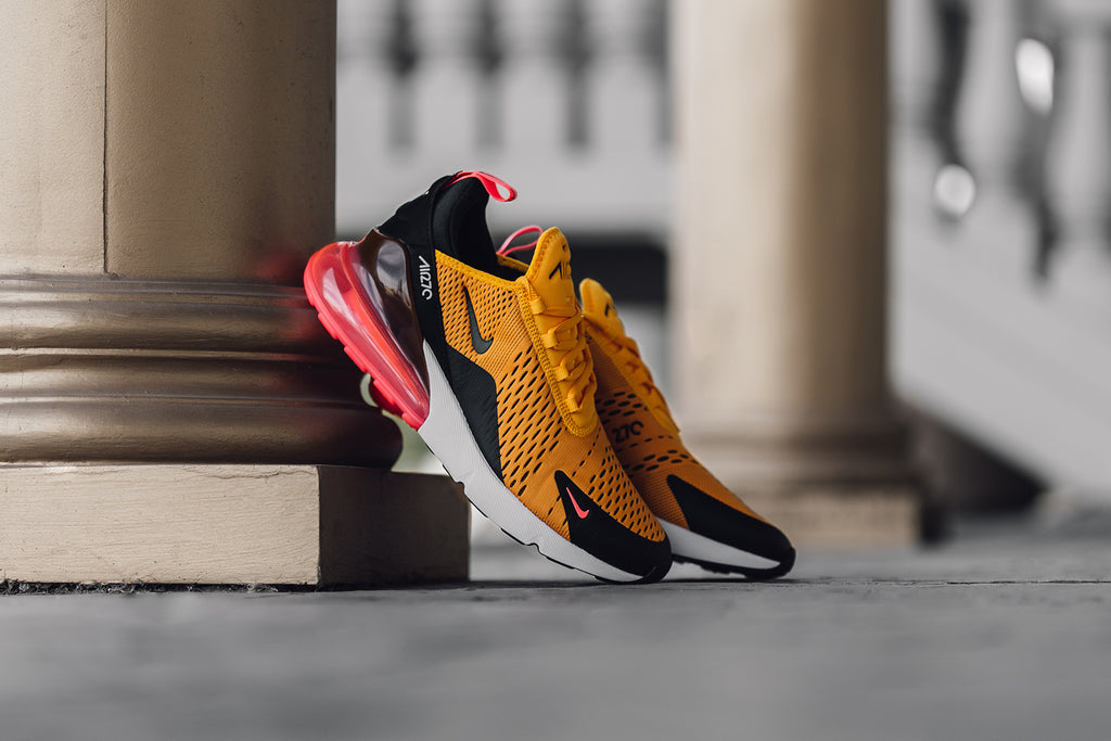 official photos f1656 81898 Nike Air Max 270 University Gold