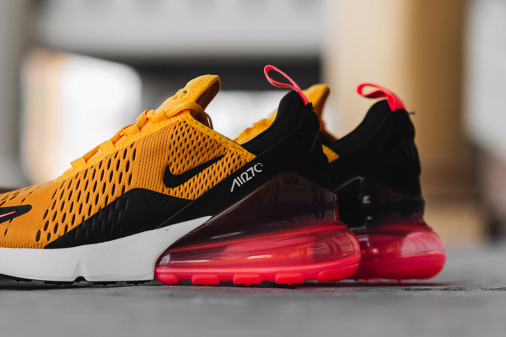 finest selection 0aff1 ffc2b Nike continues the rollout of the Air Max 270 silhouette ( 150) with  another familiar colorway. For its latest take, the hybrid sneaker  showcases a