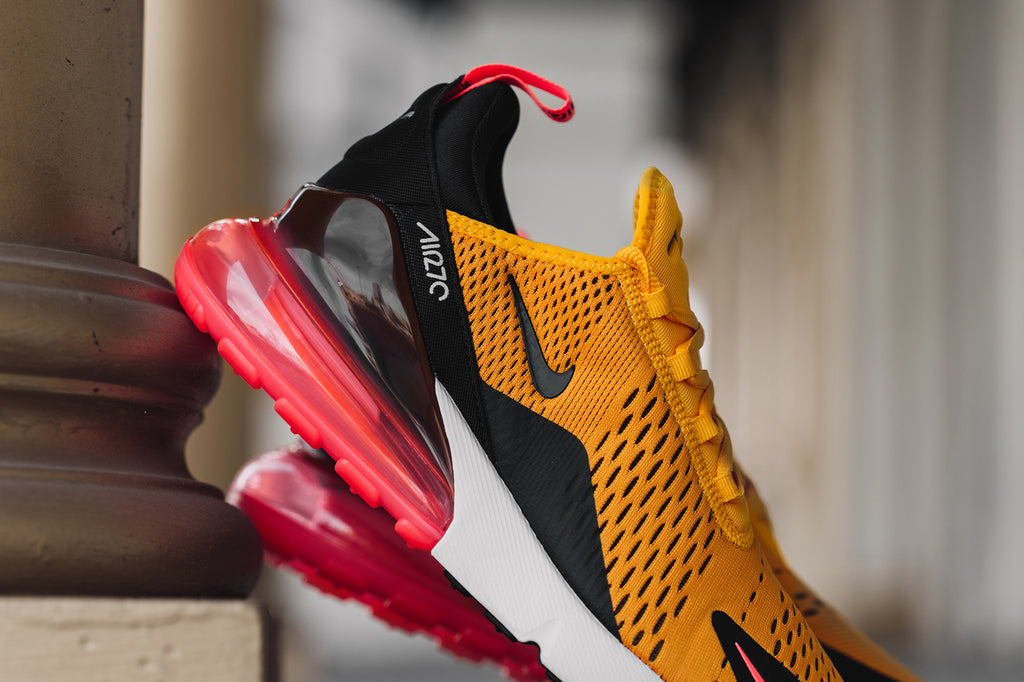 timeless design d69a0 44095 ... rollout of the Air Max 270 silhouette ( 150) with another familiar  colorway. For its latest take, the hybrid sneaker showcases a