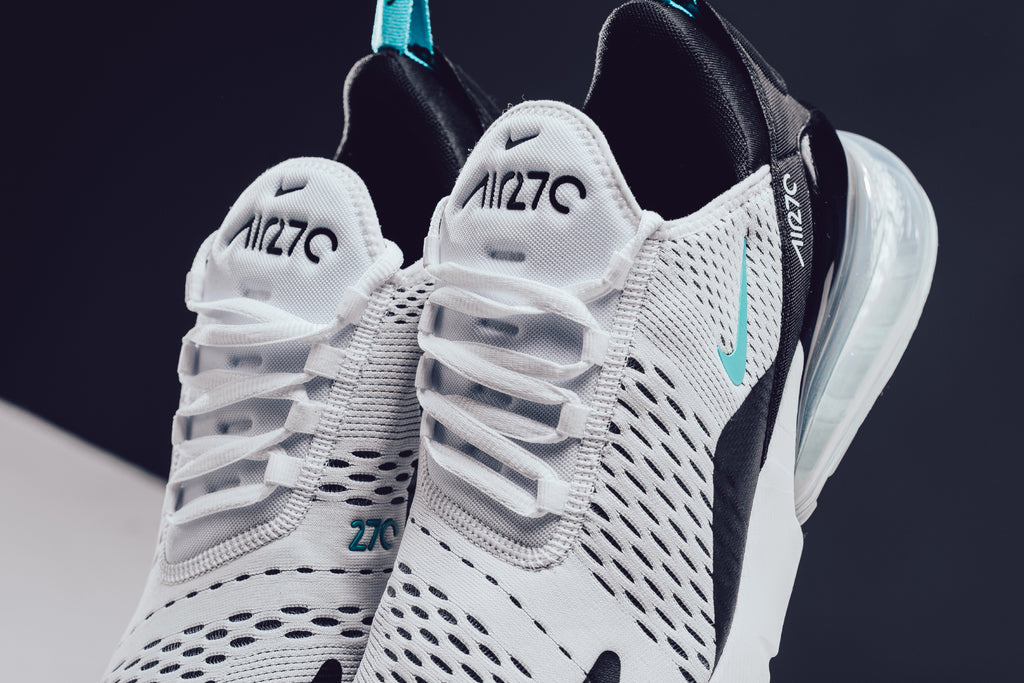 Nike continues to release eye-catching colorways to their recently debuted Air  Max 270 silhouette. For its latest delivery, the AM270 ($150) model is ...
