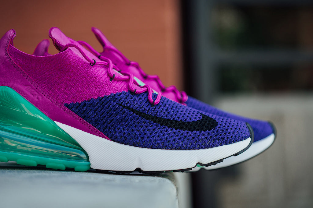 quality design d8acc 08905 Nike Air Max 270 Flyknit