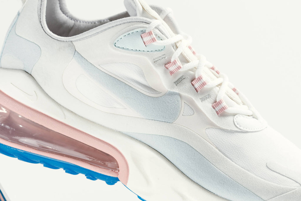 air max 270 react summit white ghost aqua phantom