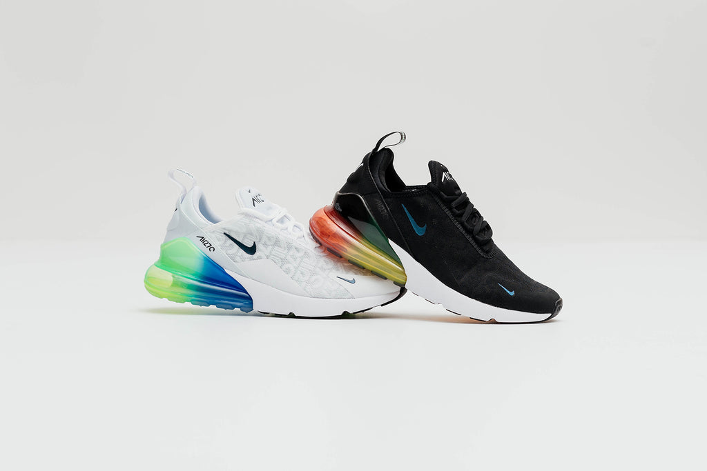 meet 983b9 0ec4a Nike Air Max 270 SE Available Now