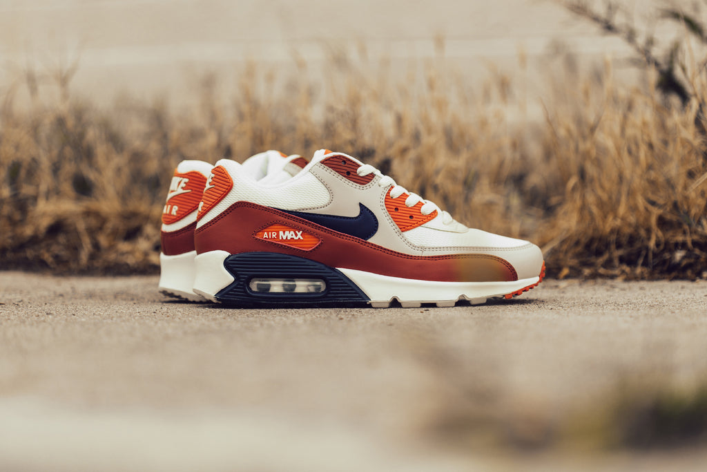 Warm Red Latest Nike Air Max - Notary Chamber e9b814f158