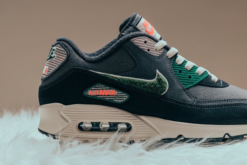 90134addc36 Nike prepares for the upcoming fall season with two muted renditions to the Air  Max 90 ( 140) and Air Max 95 ( 170) silhouettes. For their latest design