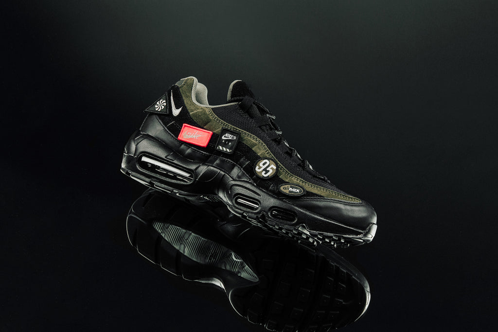 the best attitude 01aa2 7304d Nike Air Max 95 HAL