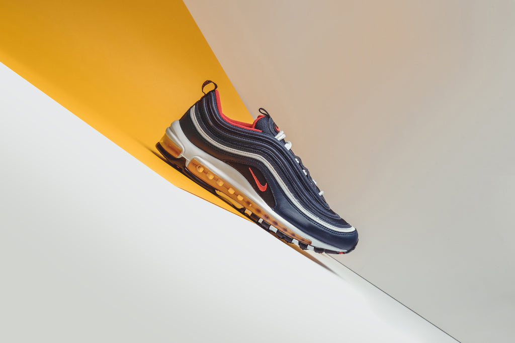 pretty nice bbec6 7ecdf Nike Air Max 97 Midnight Navy – Feature
