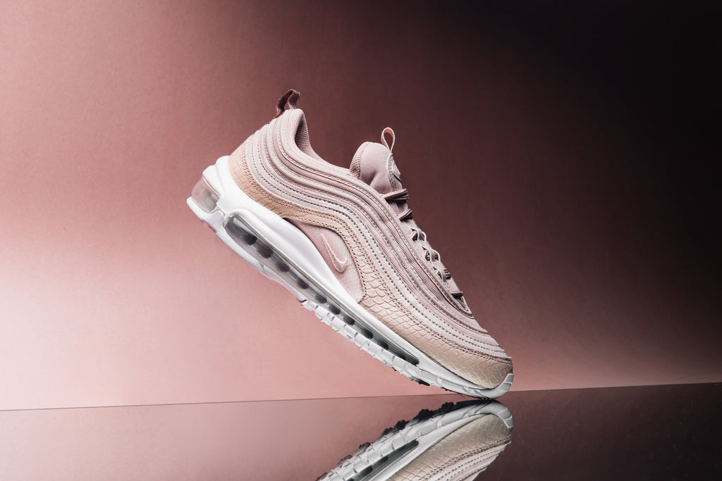 Sneakers women Nike Air Max 97 premium black (©naked