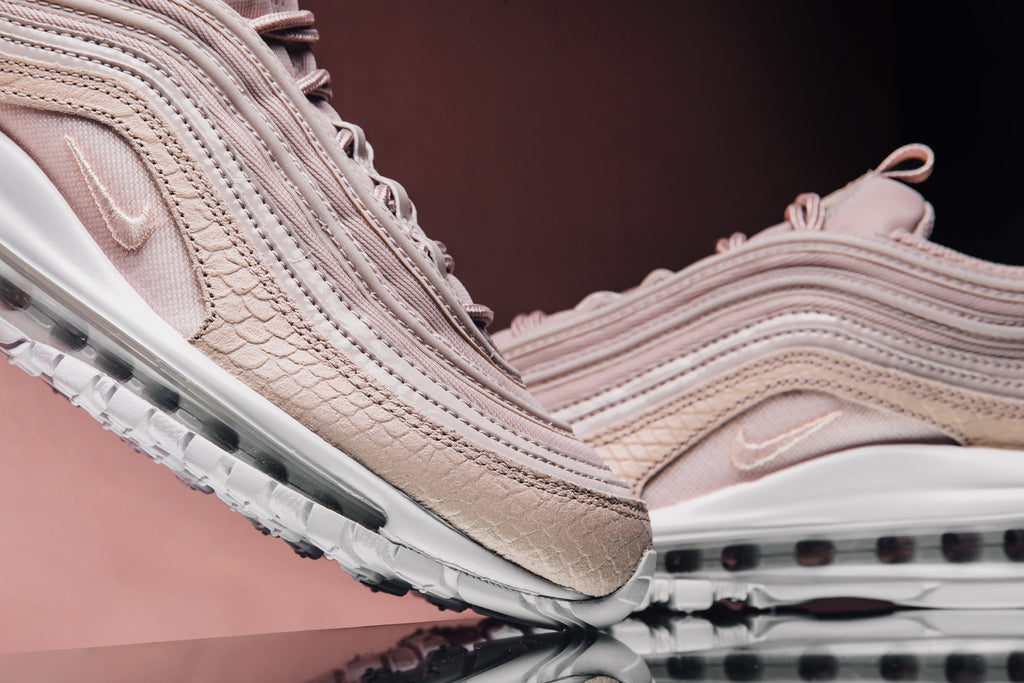 df9b6135c2a6 Nike Woman Air Max 97 Premium In Silt Red White Black Available Now ...