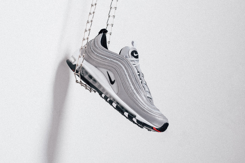 innovative design fb240 1dd74 ... denmark nike presents another iteration of the popular air max 97 model  this time using a
